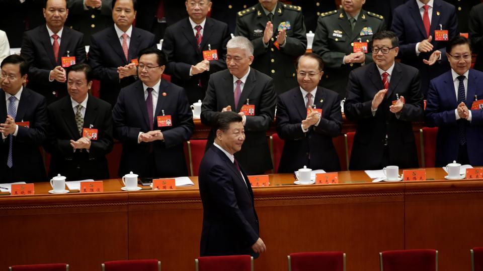 North Korea,China,Communist Party congress