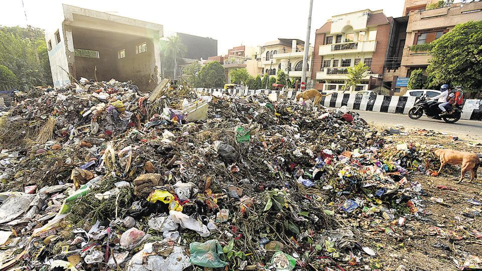MCD strike,delhi