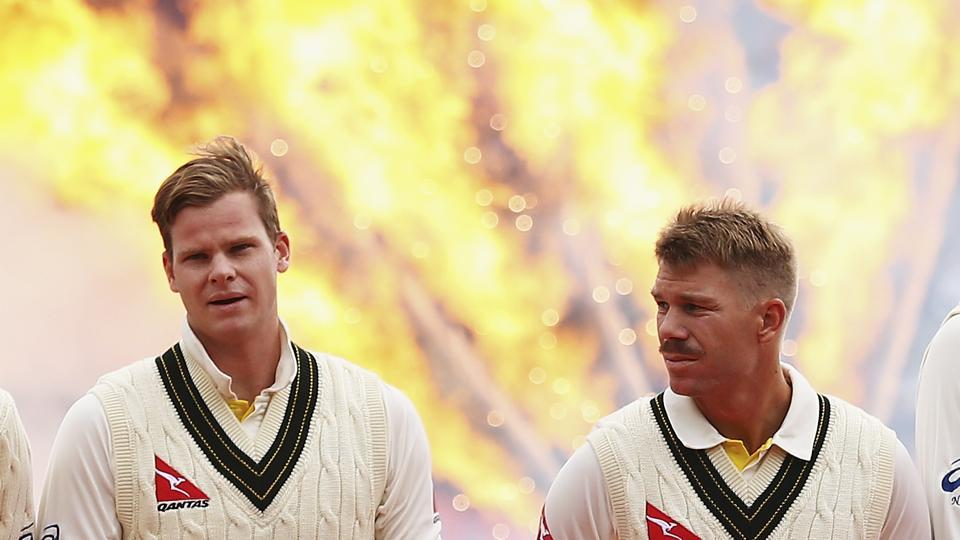 The Ashes series between Australia cricket team and England cricket team, has always produced explosive stuff on and off the field. Steve Smith-led (left) Aussies will host England at home this season and his deputy, David Warner (right), has already sparked a war of words.