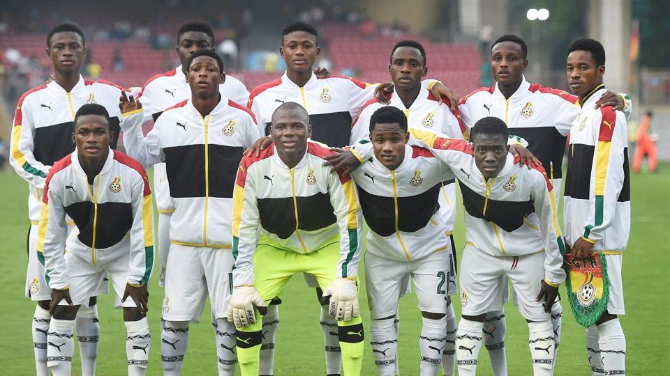 Ghana will take on Mali in the quarterfinals of the FIFAU-17 World Cup.