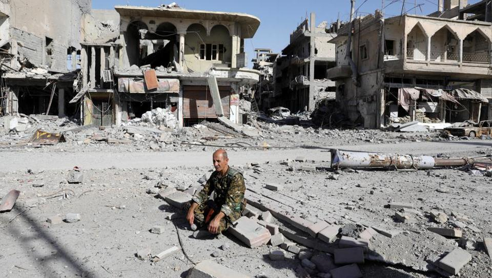 Syrian Rebel Group Takes Over Oil Field From IS