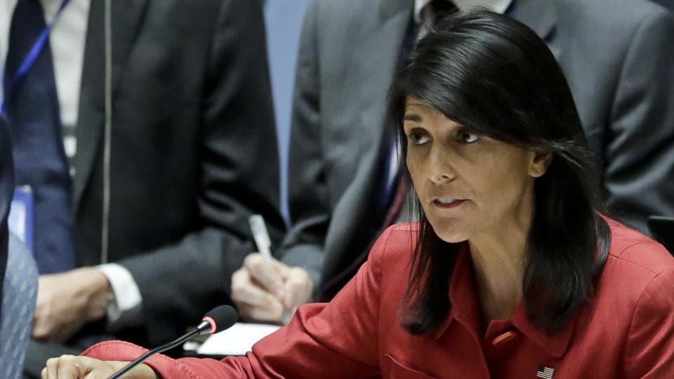 Nikki Haley,India,Pakistan