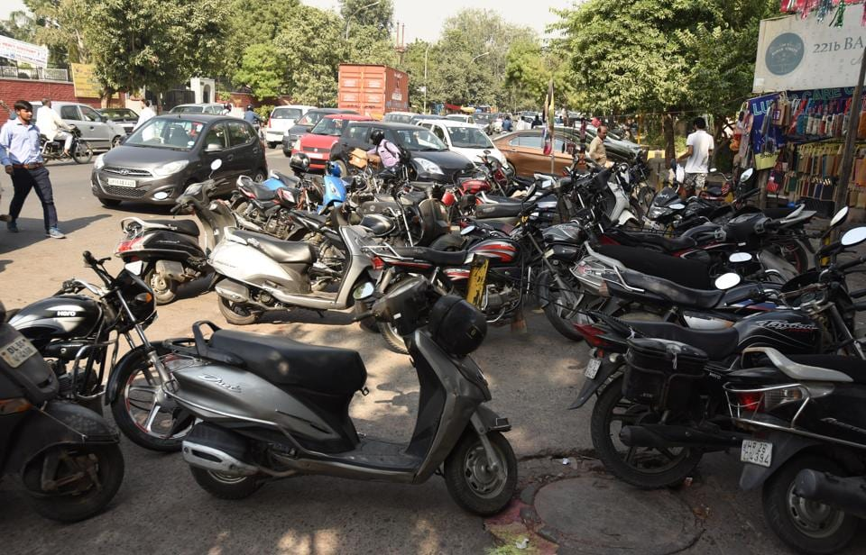 Figures with the regional transport department show that Ghaziabad, at present, has a registered vehicle base of 8,89,394. Of these, nearly 75,000 were registered in 2015, 79,579 in 2016 and another 65,275 in 2017 till date.