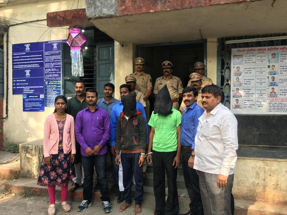 Two men were arrested by Pune police for the murder of a woman whose body was found in a canal near Annasaheb Magar stadium on October 1.