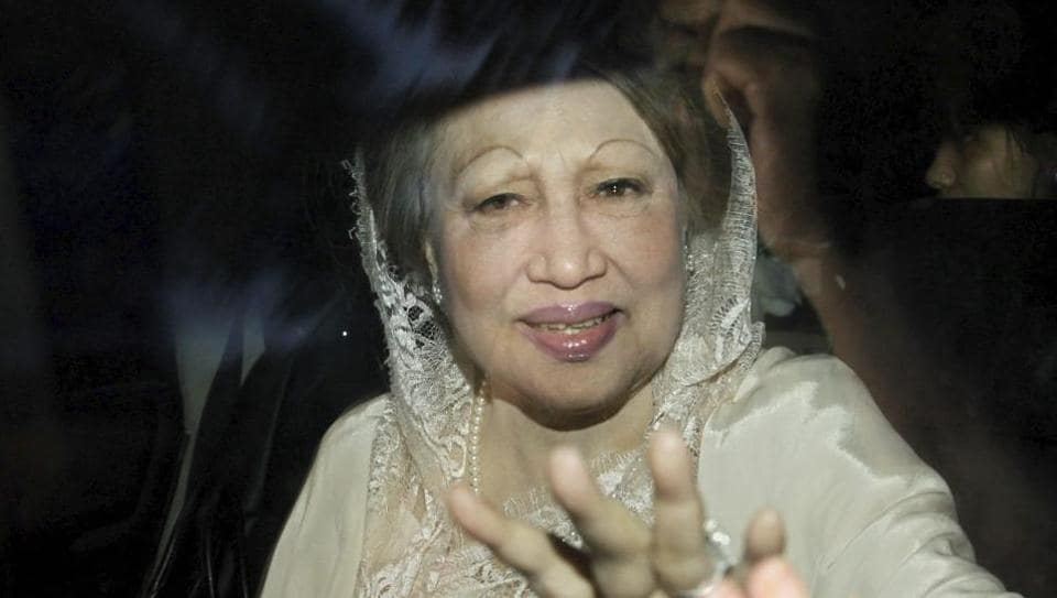 Khaleda Zia,Bangladesh Nationalist Party,Bangladesh