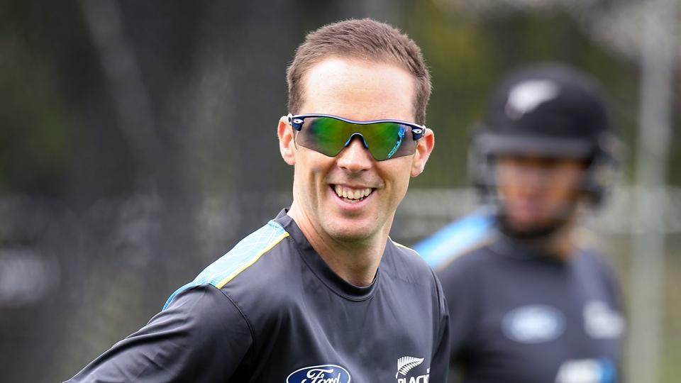 Todd Astle (in pic) will be replaced by spinner in the New Zealand squad for the ODI series against India.