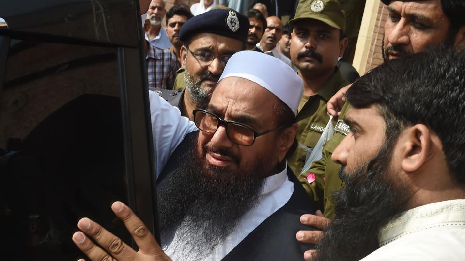 Jamaat-ud-Dawah,Hafiz Saeed,House Arrest