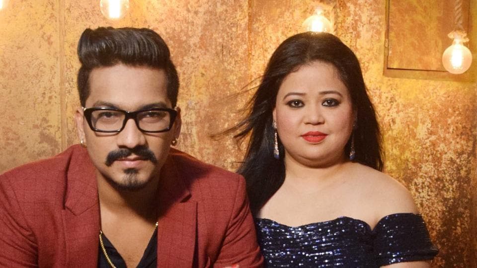 Bharti Singh,Comedy,Television