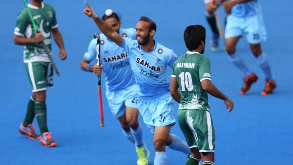 The Indian hockey team will look to continue their unbeaten run when they take on Pakistan in their third and final Super 4 match of the 10th men's Asia Cup on Saturday.