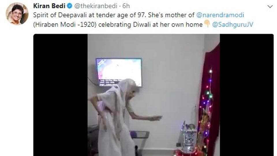 Kiran Bedi,PM Modi,Narendra Modi
