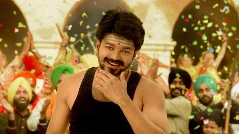 Vijay starrer Mersal has been directed by Atlee.