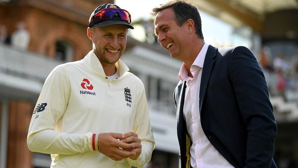 Joe Root,Michael Vaughan,The Ashes
