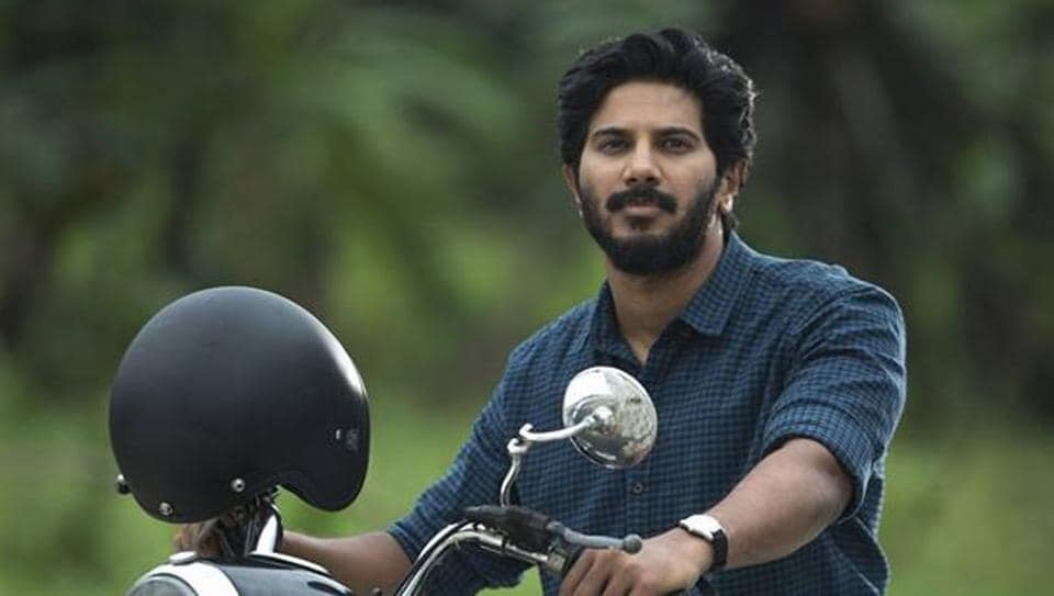 Dulquer Salmaan is the son of veteran Malayalam actor Mammootty.