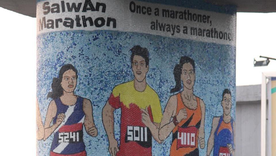 Salwan Cross Country Race,Delhi Half Marathon,Mumbai Marathon