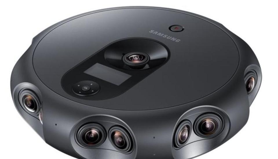 Round 360,Samsung 360 Camera,Virtual Reality