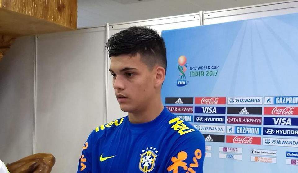 Brazil, who have conceded only one goal in the FIFAU-17 World Cup so far, will hope to sustain their good run in the quarter-final clash against Germany at the Salt Lake stadium in Kolkata.