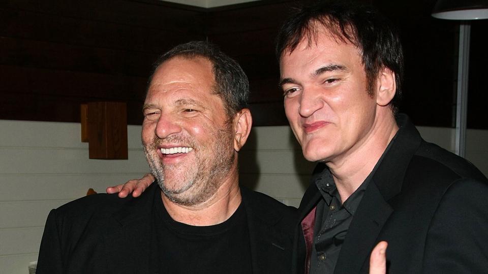 Quentin Tarantino admits he knew what Harvey Weinstein was doing to women