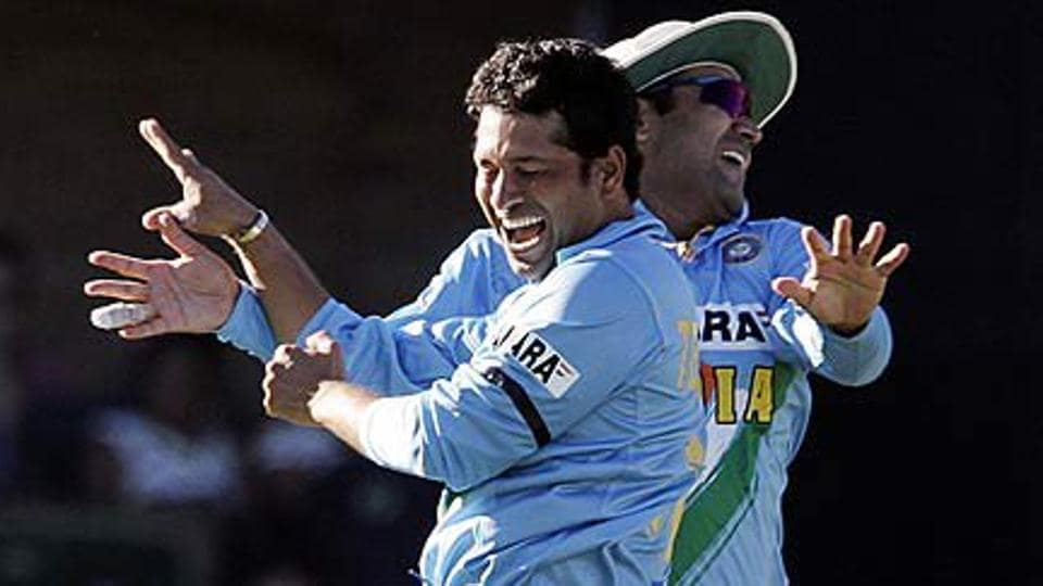 Sachin Tendulkar and Virender Sehwag have complimented each other on many occasions on the playing field -- both letting their bat doing the talking. Of late, their rapport and friendship has spilled onto Twitter as well, with both Indian cricket team greats pulling each other's legs every now and then.