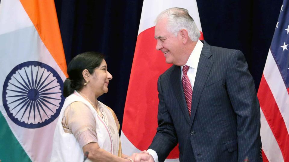 Secretary Tillerson has made a significant policy statement on India-US relations and its future, an external affairs ministry statement said.