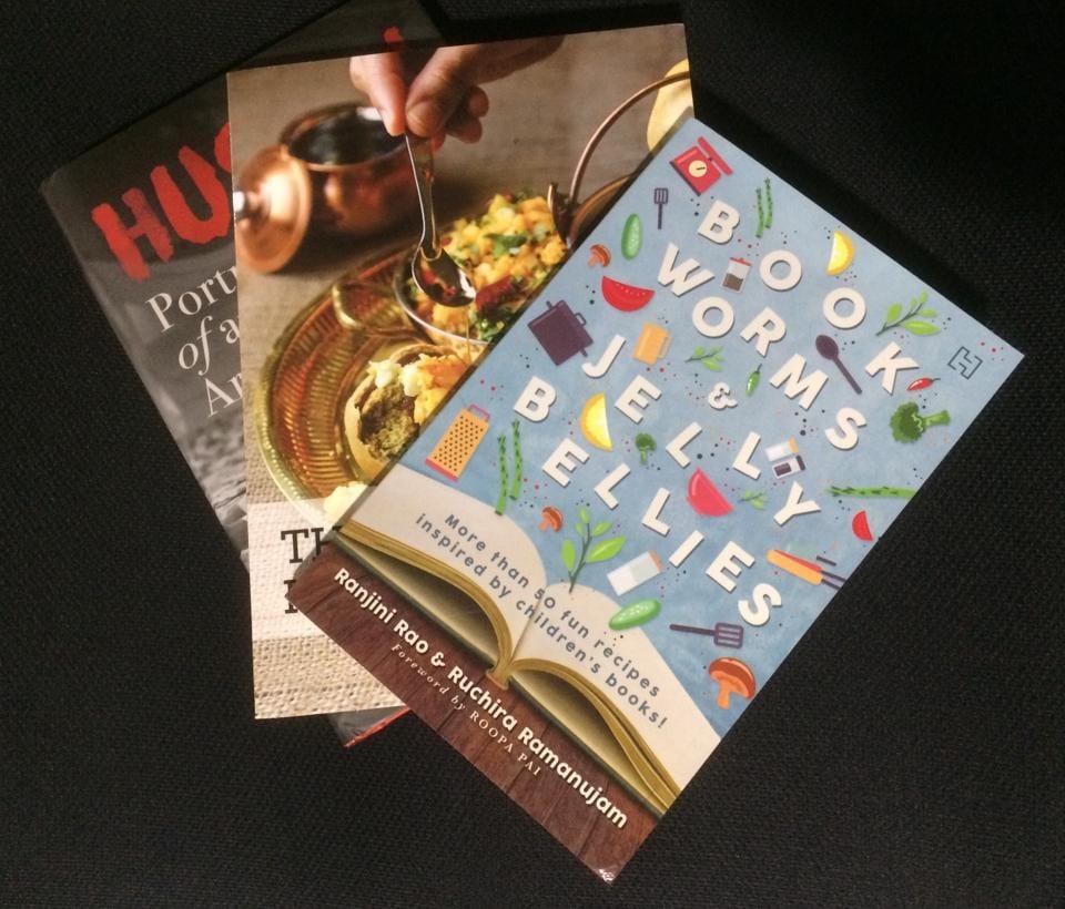 MF Husain,The Bhojpuri Kitchen,Bookworms & JellyBellies