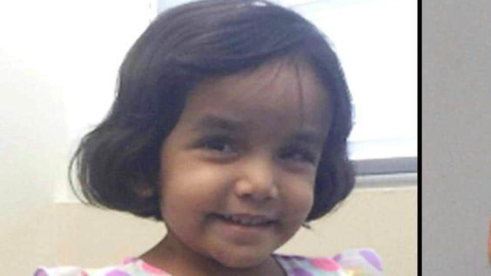 Sherin was born in India and adopted by Wesley Mathews' family.