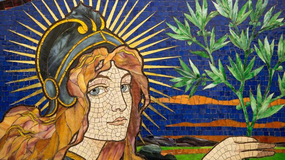 Miksa Róth,stained glass,glass mosaic