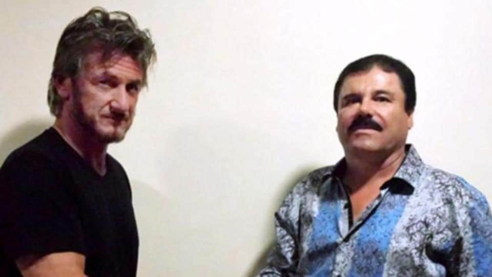 Sean Penn secretly met El Chapo in 2015.
