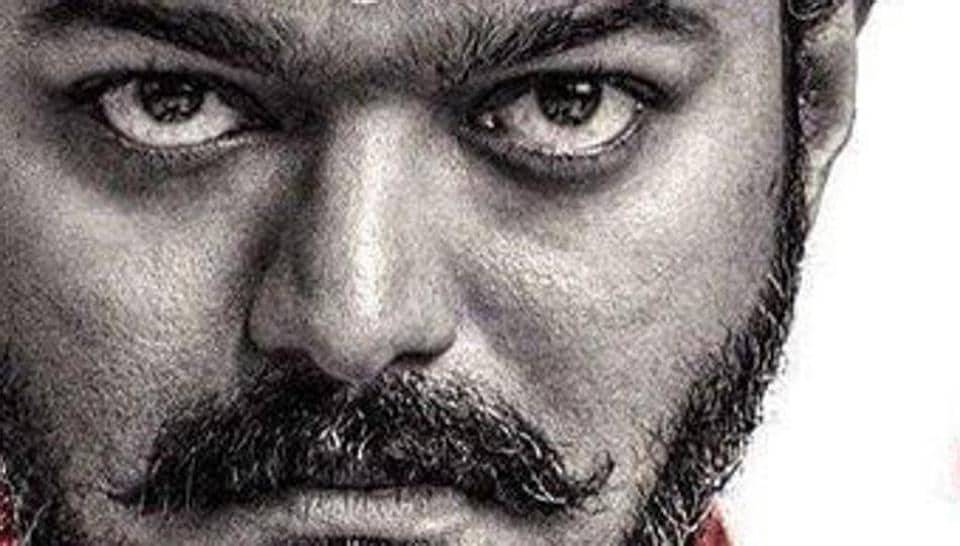 Vijay stars in a triple role in Mersal.