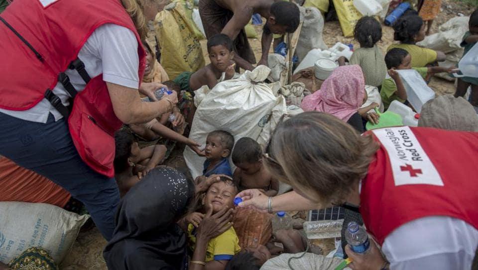 Rohingya,Rohingya children,UNICEF