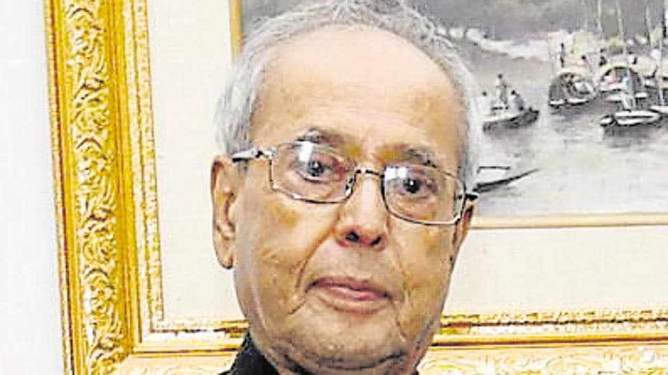 """Speaking about Kashmir, former President Pranab Mukherjee said the situation """"definitely requires undivided attention"""" of all those concerned."""