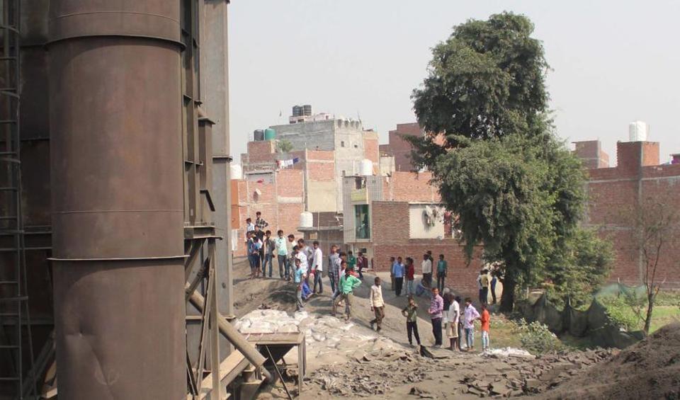hot-mix plant,hot silo,Noida