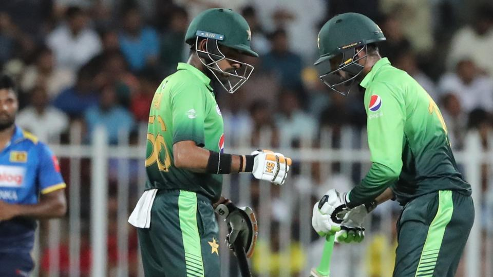 Pakistan beat Sri Lanka by seven wickets in the Sharjah ODI to take a 4-0 lead in the five-match series on Friday. Get full score of Pakistan vs Sri Lanka here.