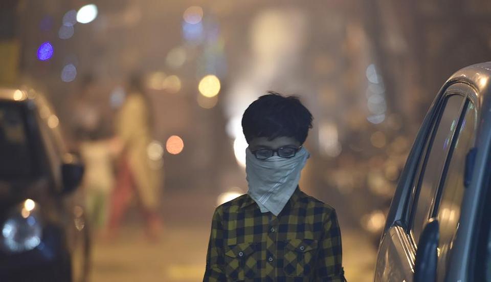Delhi air quality,Delhi air pollution,Air pollution