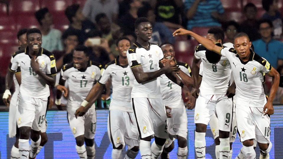FIFA U-17 World Cup,FIFA U-17 World Cup 2017,Ghana vs Mali