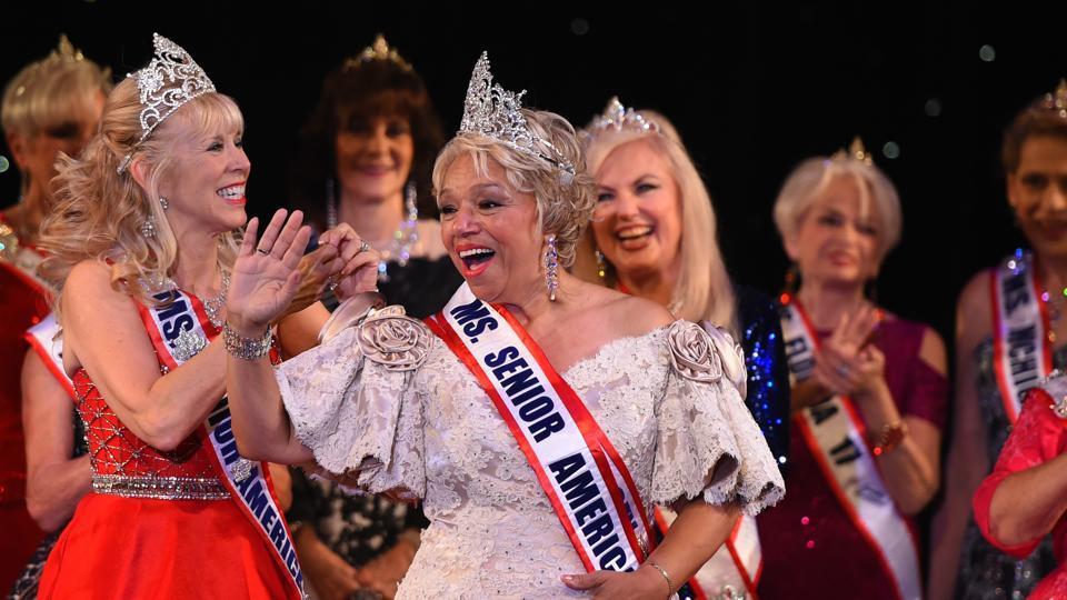 Ms Senior America,Ms Senior America pageant,Ms Senior America 2017 winner