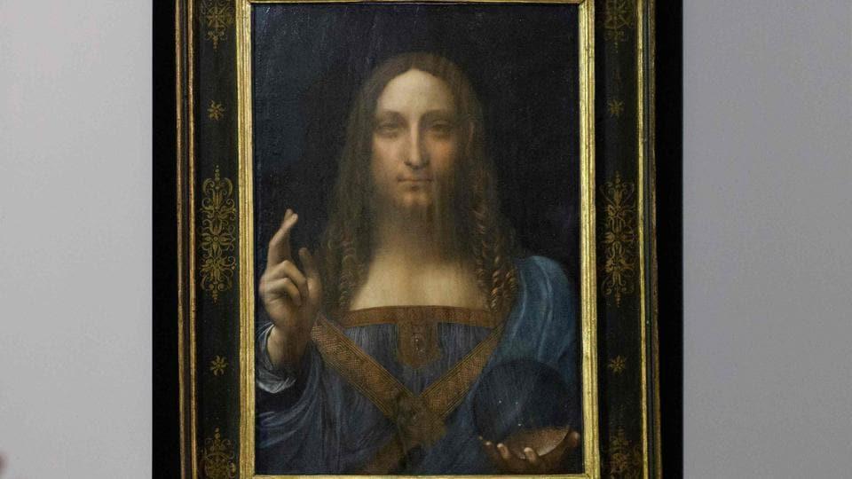 Leonardo da Vinci,Da Vinci,Salvador Mundi