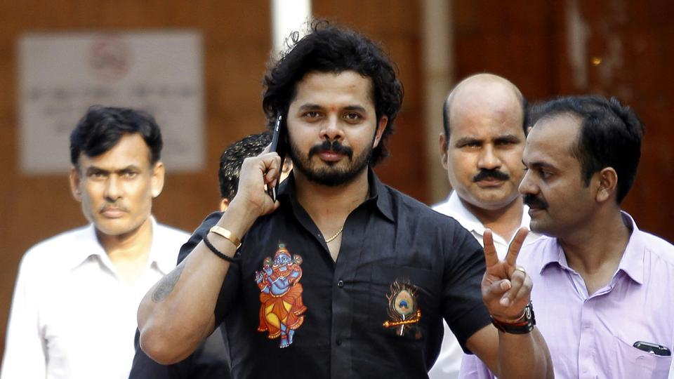 Sreesanth has been handed a life ban by the Board of Control for Cricket in India after the 2013 Indian Premier League spot-fixing scandal. His ban was recently restored by the Kerala High Court.