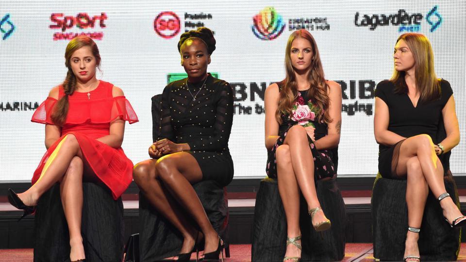 Along with Venus Willams and Garbine Guguruza the White Group of the WTA Finals will also have Karolina Pliskova and Jelena Ostapenko.
