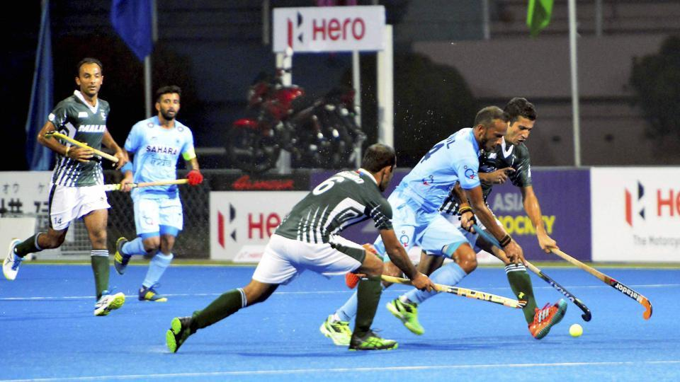 India beat Pakistan in their last Super 4 match of Asia Cup hockey in Dhaka on Saturday. Get highlights of India vs Pakistan here.
