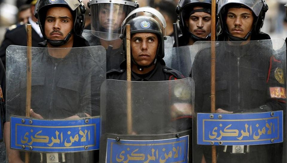 Egypt,Egyptian Police,Islamicsts