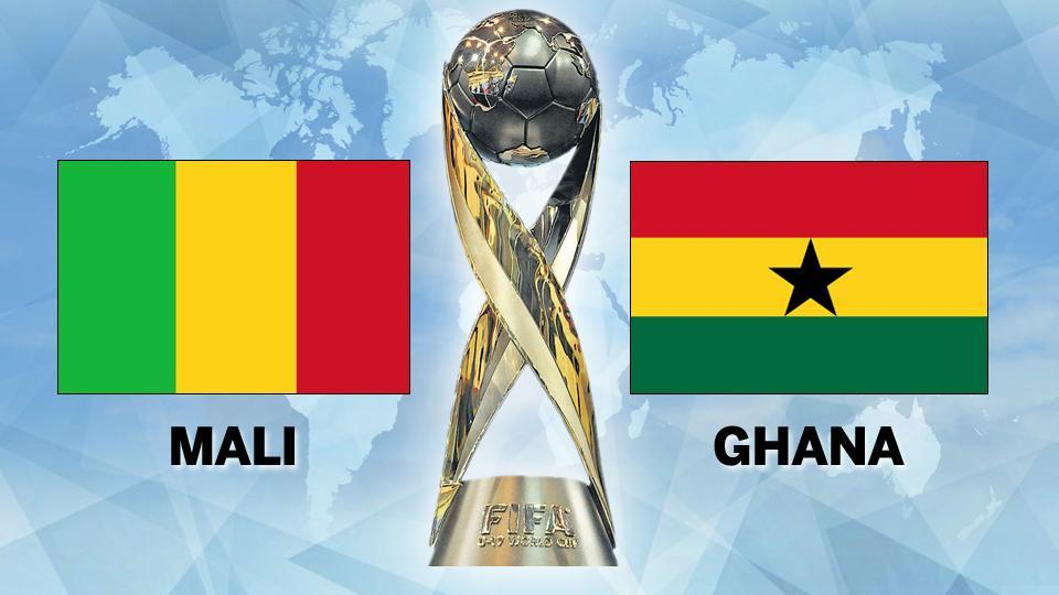 Former champions Ghana were beaten 2-1 by Mali in an all-African FIFA U-17 World Cup quarterfinal in Guwahati's Indira Gandhi Athletic Stadium. Get highlights and full football score of Mali vs Ghana here.
