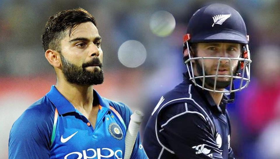 Virat Kohli's Indian cricket team will be aiming to continue their dominance as they aim to become No.1 in all formats but it will not be easy against a gritty New Zealand side.