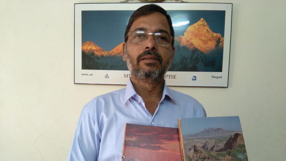 Sahyadris,trekkers guide,The Sahyadri Companion