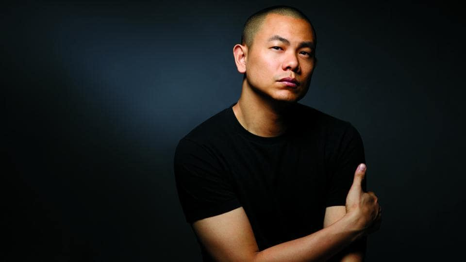 Chef Andre Chiang of Restaurant Andre in Singapore.