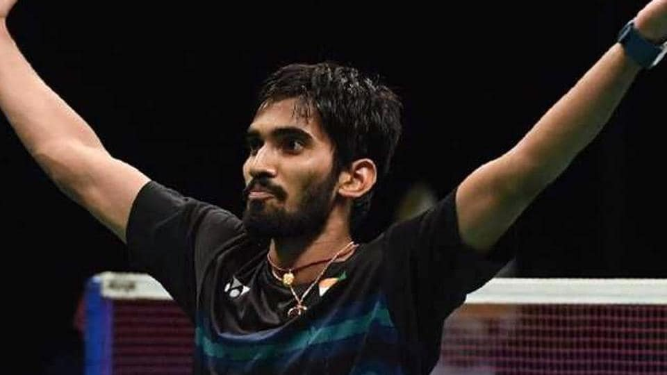 Kidambi Srikanth stunned local hero and current World No. 1 Viktor Axelsen 14-21, 22-20, 21-7 to enter the semi-finals of Denmark Open badminton.