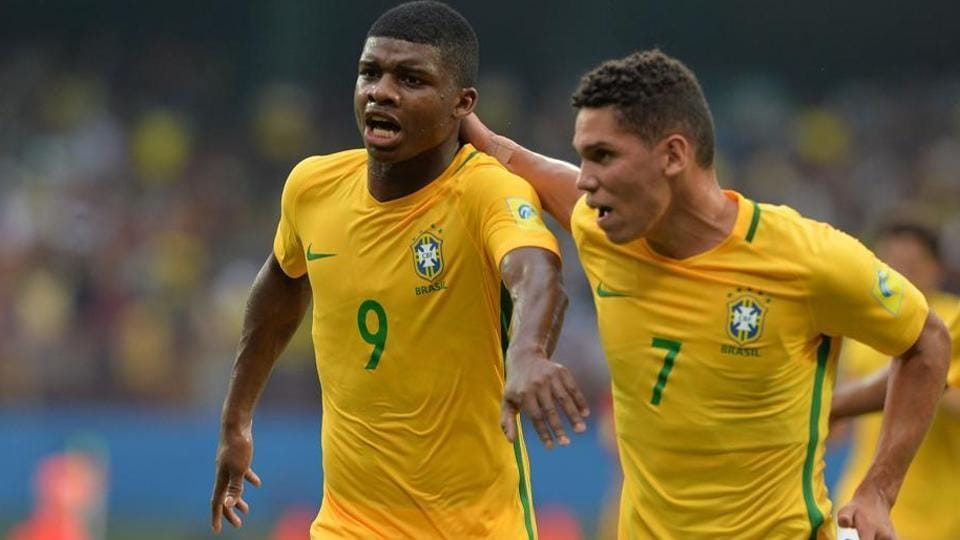 Brazil will take on Germany in the quarterfinals of the FIFAU-17 World Cup.