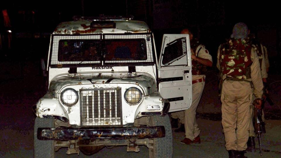 Police and security forces cordoned off the villages and started search operation.