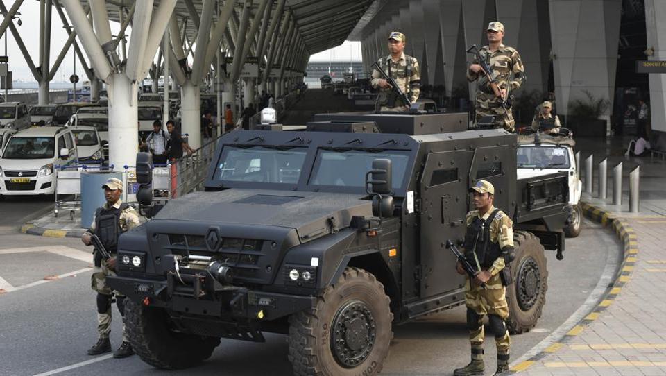 Delhi airport,Airport security,IGI Airport