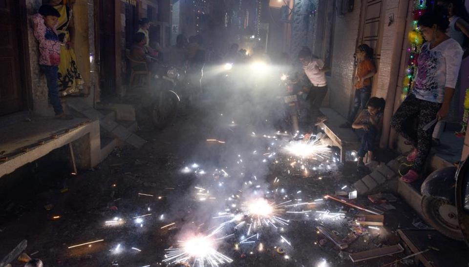 Delhi,Diwali,Noise Pollution