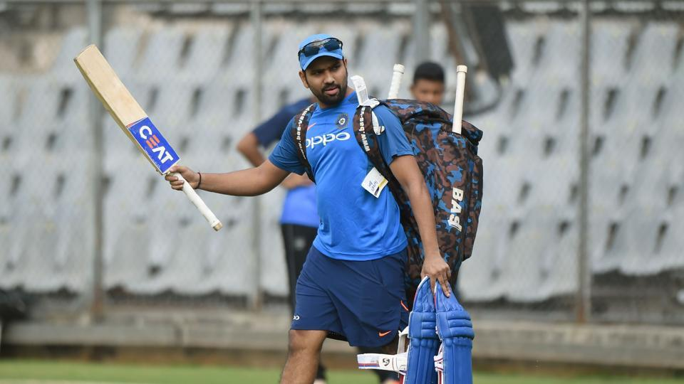 Rohit Sharma, who was India's highest run-getter in the Australia series, will look to continue his good form.  (AFP)
